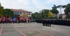 Atatürk Salihli'de anıldı