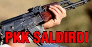 Diyarbakır'da PKK Saldırısı...