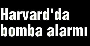 Harvard'da korkulu anlar