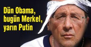 Hollande, Putin'le görüşecek