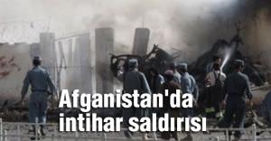 Kabil'de intihar saldırısı...