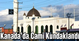 Kanada'da Camii Saldırısı