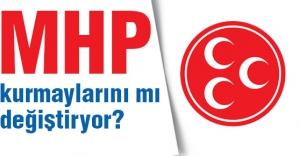 MHP, Kadro değişikliğine mi Gidiyor?