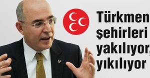 MHP'li Karakaya: Türkiye'nin Dış Politikası ABD'ye Teslim...