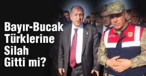 MHP'li Özdağ Açıkladı: Bayır-Bucak Türklerine Silah Gitti mi?