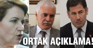 MHP'de Çok Konuşulan Üç İsimden Ortak Açıklama