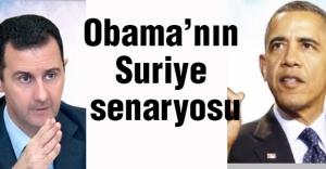 Obama'nın Suriye senaryosu