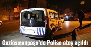 Polis Aracına Saldırı; 2 yaralı