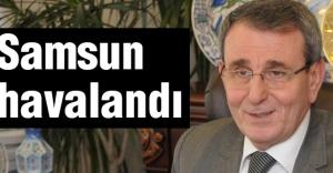 Samsun TSO Başkanı Murzioğlu: Samsun havalandı