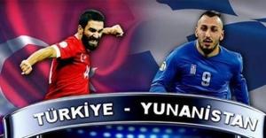 Türkiye-Yunanistan maçı 20:15
