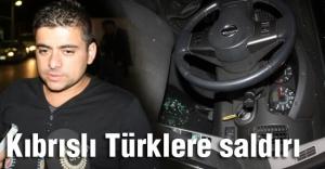 Türklere yapılan saldırıya Rum polisler müdahale etmedi
