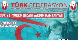 Türkmendağ  Yardım Kampanyası