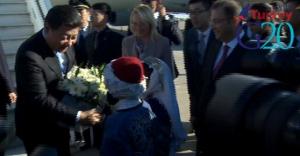 Xi Jinping, G20 Zirvesi için Antalya'da