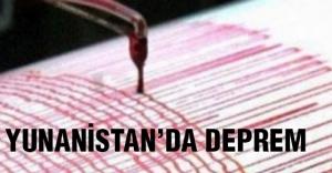 Yunanistan'da çok Şiddetli Deprem!