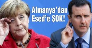 Almanya, IŞİD'le mücadelede Esad'la işbirliği yapmayacak