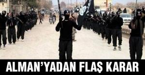 Amanya'dan Flas IŞİD Kararı!