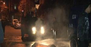Ataşehir'de olaylı gece...
