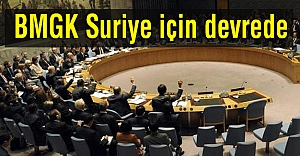 BMGK Suriye için devrede