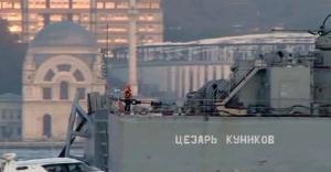 'Ceaser Kunikov' Karadeniz'a Açıldı