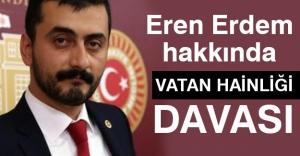 CHP'li Vekil Eren Erdem'e soruşturma