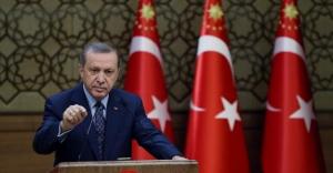 Cumhurbaşkanı: Diyarbakır'da bu hainler mabetlerimize el uzatmaya çalışıyor