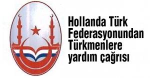 Hollanda Türk Federasyonundan Çağrı