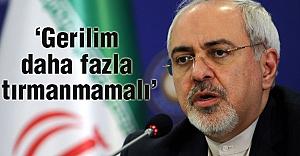 İran: Gerilim daha fazla tırmanmamalı