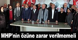 Malatya İl Başkanı: Ülkücüler Birbirine Düşürülmemeli