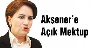 Meral Akşener'e Açık Mektup