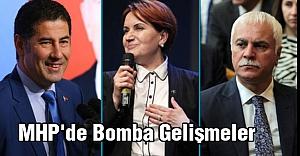 MHP'de Bomba Gelişmeler