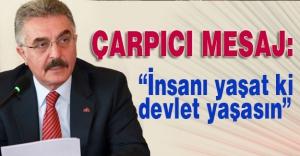 MHP'li Büyükataman'dan '10 Aralık' mesajı