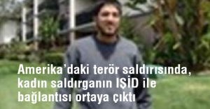 O Kadın Saldırganın IŞİD ile bağlantısı ortaya çıktı