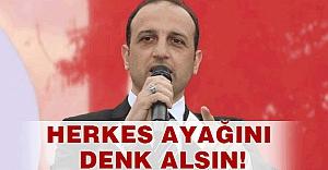 Samsun MHP: 'Herkes Ayağını Denk Alsın!