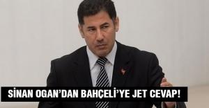 Sinan Oğan'dan Bahçeli'ye Jet Cevap!
