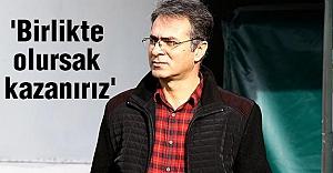 Trabzonspor basın sözcüsü Örem: 'Birlikte olursak kazanırız'