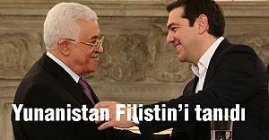 Yunanistan Filistin'le ilgili Tarihi Kararını Verdi