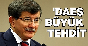 'DAEŞ Türkiye'ye Büyük Tehdit'