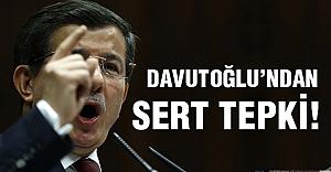 Davutoğlu'ndan Kılıçdaroğlu'na sert Tepki!