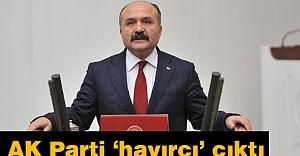 Erhan Usta: AK Parti hayırcı çıktı