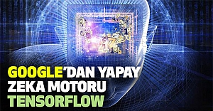 Google'dan Yapay Zeka Motoru:Tensorflow