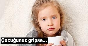 Grip olan çocuklarınıza  aspirin vermeyin