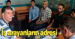 İş Arayan Vatandaşların Adresi...