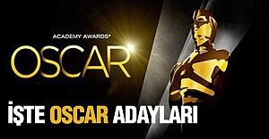 İşte Oscar Adayları...