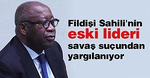 Laurent Gbagbo; eski lideri savaş suçundan yargılanıyor