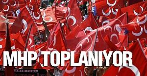 MHP Kızılcahamam'da toplanıyor