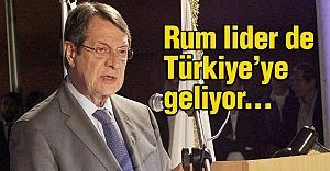 Rum lider de  Türkiye'ye geliyor...