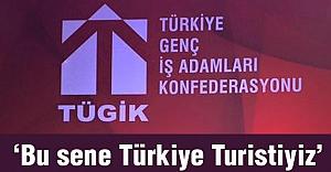 SAMGİAD; ''Bu sene Türkiye Turistiyiz'
