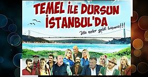 Temel İle Dursun İstanbul'da