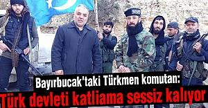 Türkmen Komutan: 5 Yıldır Umudumuzu Kesmedik
