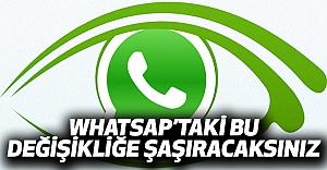 WhatsApp'ın Bu Yeniliklerine Şaşıracaksınız?